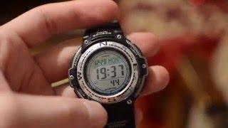 Отзыв про водонепроницаемые часы Casio(Спортивные водонепроницаемые часы Casio SGW 100., 2016-01-30T20:50:53.000Z)