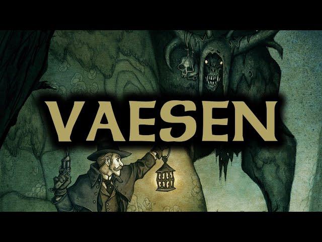 Wiedźmin+Holmes+Szwecja=Vaesen? [Omówienie systemu RPG]