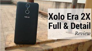 Xolo Era 2X Smartphone Full and Detail Review Hindi