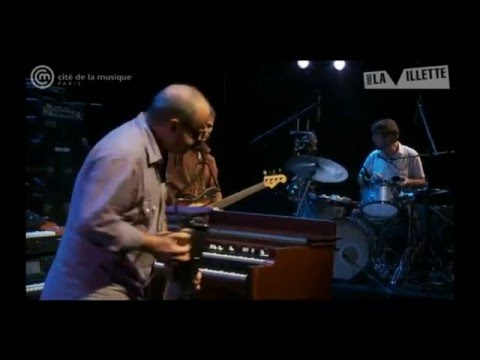 MMW Medeski Martin and Wood 11092011 live Paris