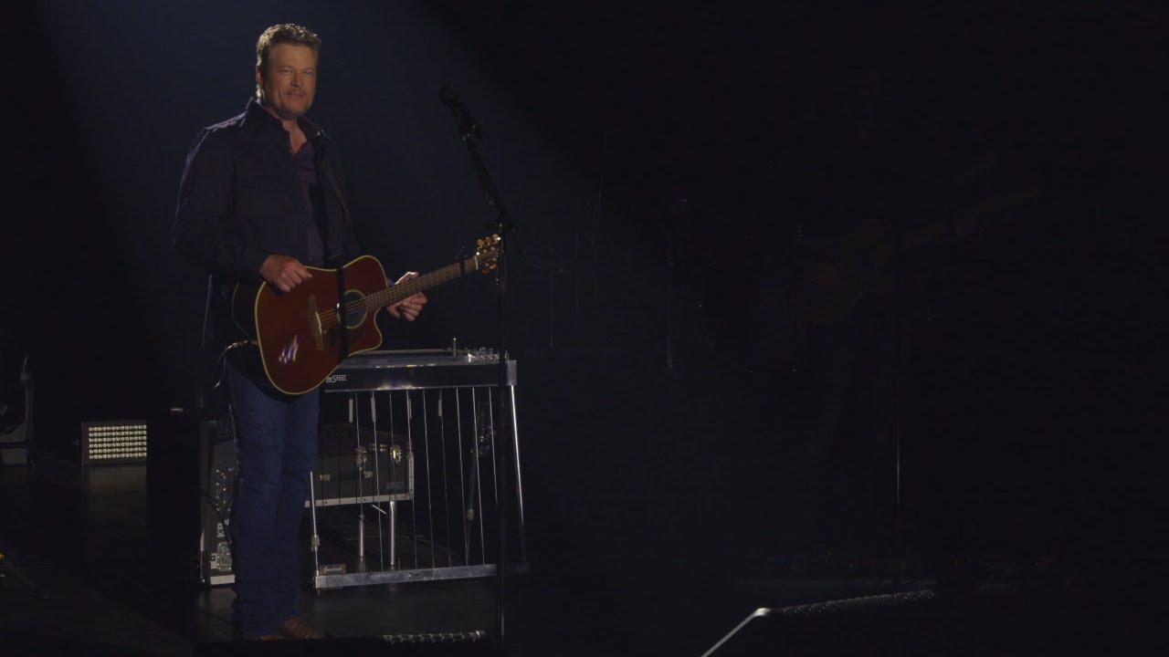 Blake Shelton - Minimum Wage (The Tonight Show Starring Jimmy Fallon Performance)