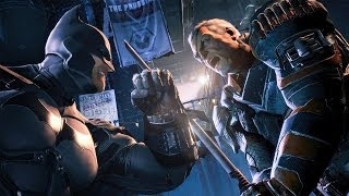 Batman Arkham Origins Music Video - Time of Dying