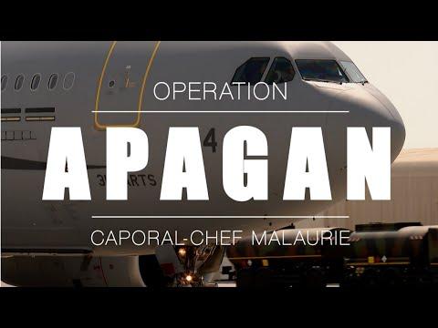 Opération APAGAN - Agent de sécurité cabine sur MRTT (épisode 10)