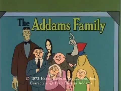 The Addams Family [GR Intro] - 1973 Series