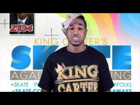 King Carter Skate Against Bullying_050711