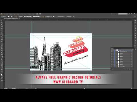 How To Embed Images In An Adobe Illustrator File | Clubcard TV