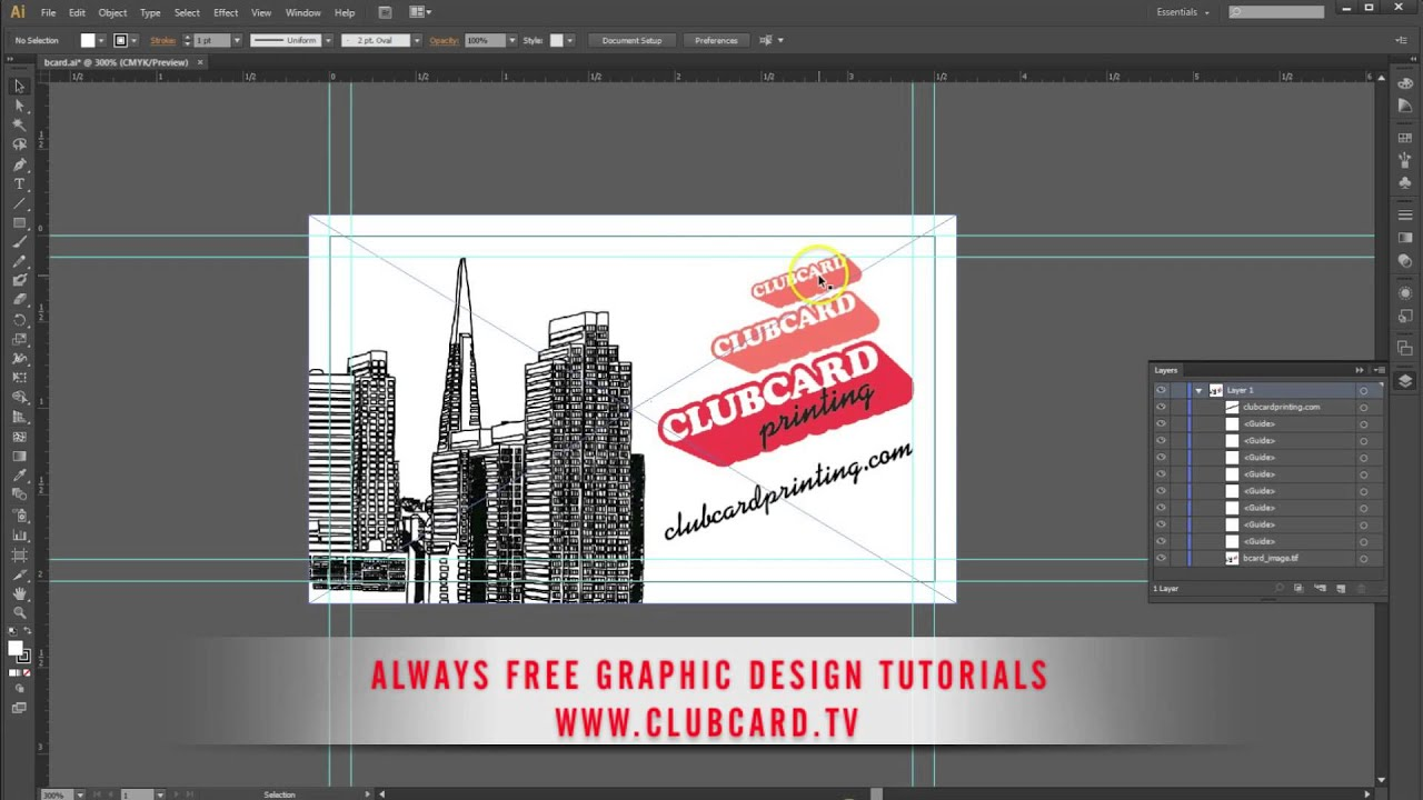 How to Embed Images in an Adobe Illustrator File CLUBCARD TV
