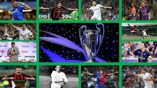 Download Video Daftar Top Skor Liga Champions Sepanjang Masa MP3 3GP MP4