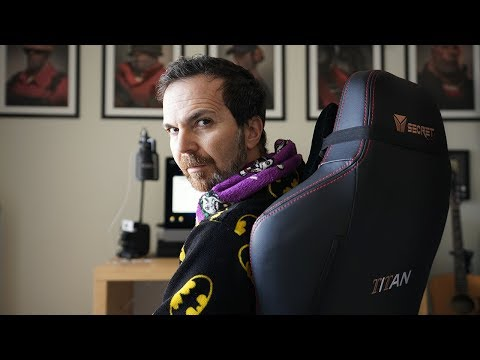 Are Gaming Chairs Comfortable? — SecretLab Titan Unboxing And Review