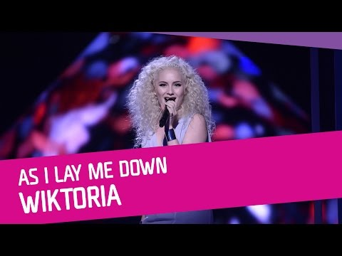 Wiktoria – As I Lay Me Down