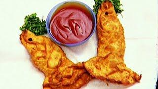 Veg Fish - Easy Snack Item