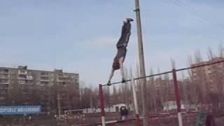 Итальянские обороты. Спортивная гимнастика. Workout
