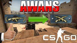 CS:GO (#12) - Kolejny Awans | Jak Awansować do MGE? :) - Turniejowy na Mirage