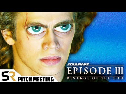 Star Wars Episode Iii Revenge Of The Sith Pitch Meeting Youtube