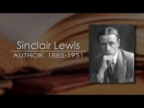 Sinclair Lewis: The Conscience of His Generation, Sauk Center MN