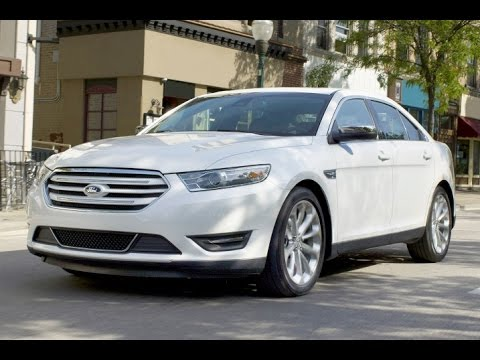 ford taurus 2016 car review - youtube