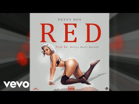 Penny Don - Red (Official Audio)