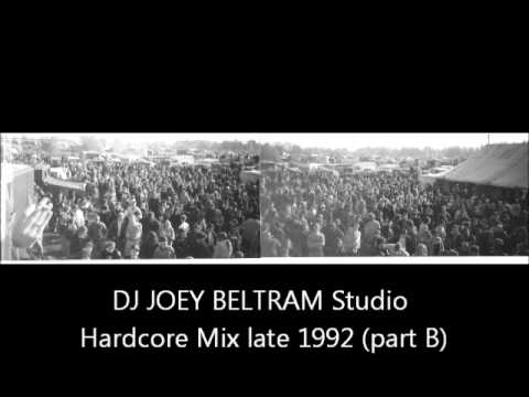 DJ JOEY BELTRAM studio hardcore mix Late 1992 side B mp3