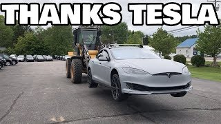 Tesla gave me the help I needed!