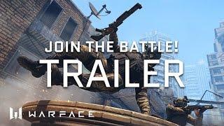 Video Warface - Trailer - Join the battle! download MP3, 3GP, MP4, WEBM, AVI, FLV Juli 2018
