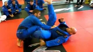 De La Riva Guard Rolling Backwards Sweep – Brazilian Jiu-Jitsu Sweep