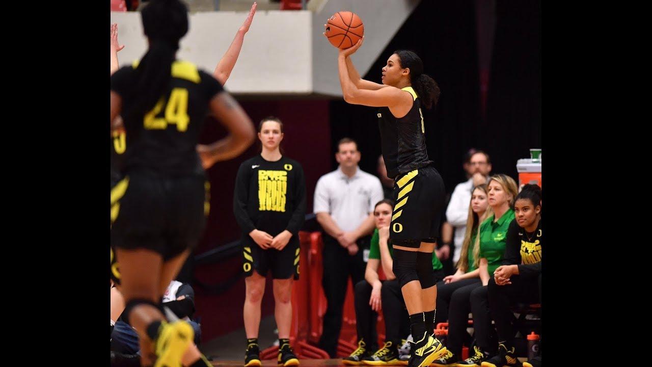 Recap: No. 3 Oregon women's basketball eclipses 100-point mark, tops Cal in Berkeley