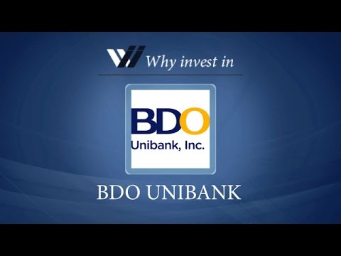BDO Unibank - Why invest in 2015