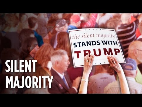 Could The Silent Majority Win The Election For Trump?