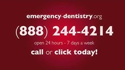 After Hour Dentist in College Station, TX - Call 24/7  (888) 244-4214