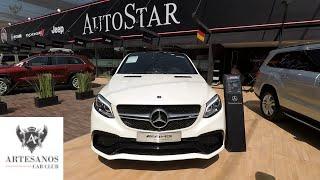 Prueba / review Mercedes-Benz GLE 63 AMG s.