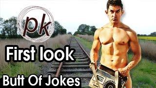 PeeKay (PK) Trailer First Look - Aamir Khan, Butt of JOKES | Latest Bollywood Gossip 2014