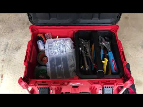 Milwaukee Packout Tool Rig Tour