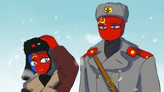 TOP 15 MEME COUNTRYHUMANS USSR
