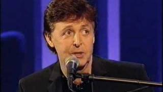 1999 Paul McCartney live on Parkinson (03.12.1999)
