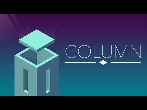 """COLUMN"" - Brand New BuildBox Game - iOS Gameplay"