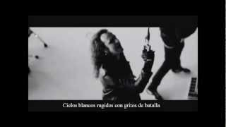 Moonspell - White Skies (Subtitulado en español) [HD]