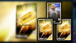 Golden Tickets Are in Nba Live Mobile - Create A Custom Player
