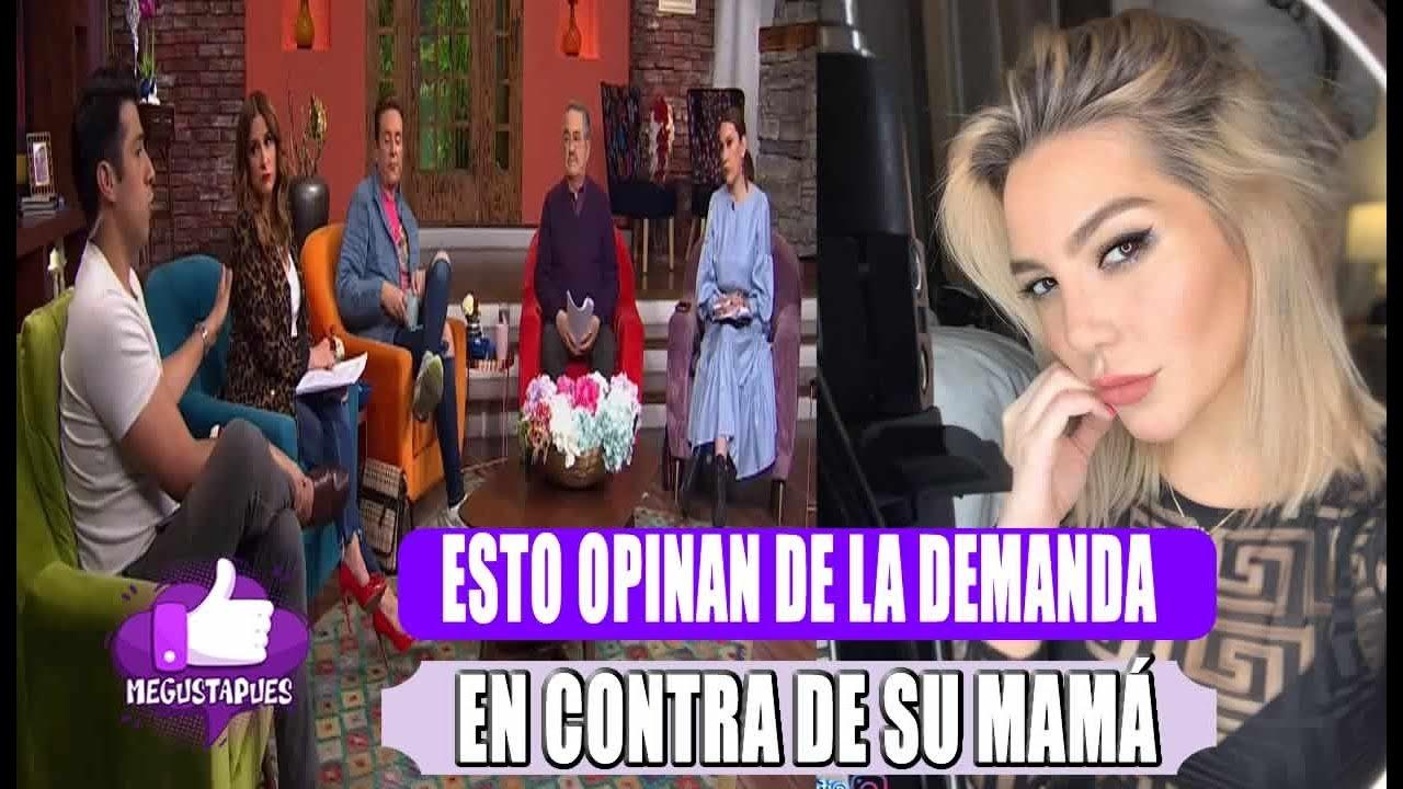 Download Ventaneando se le va con todo a Frida Sofía luego de querer mandar al bote a su mamá