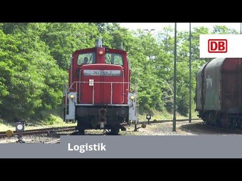 Ein Arbeitstag bei DB Schenker Rail am Rangierbahnhof Maschen Teil 2: Der Lokrangierführer