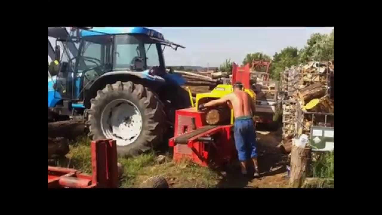 Top Holzspalter Oehler - YouTube #NF_03