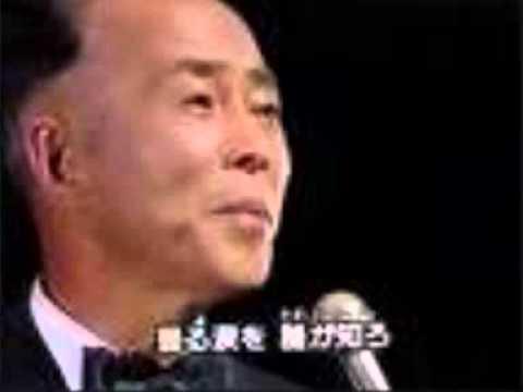 浅草オペラ・恋はやさし野辺の花よ(藤山一郎・歌唱).