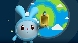 Малышарики - Вертолёт - серия 41 - обучающие мультфильмы для малышей 0-4