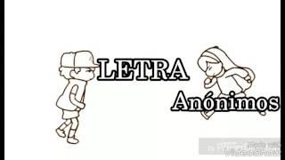 Pericos Feat Carla Morrison ANONIMOS (letra)
