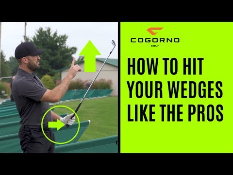 GOLF: How To Hit Your Wedges Like The Pros