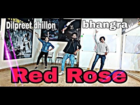 Bhangra on Red Rose / Dilpreet Dhillon / Parmish verma / latest punjabi new song
