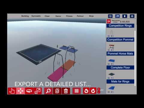 3d Gym Design Design Your Dream Gym Today
