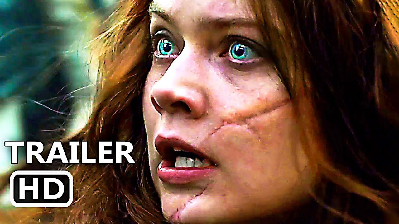Mortal Engines Official Trailer New 2018 Peter Jackson Sci Fi
