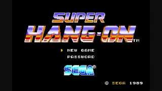 Copie de Super Hang On   Sprinter Genesis Music