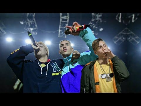 Bad Bunny, Khea, Duki