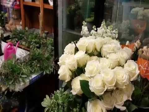 Charlotte Wedding Florist Preparing Event Flowers - Sneak Peek!